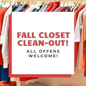 Other - Fall Closet Clean Out